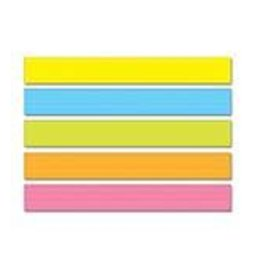 Multicolored Sentence Strips