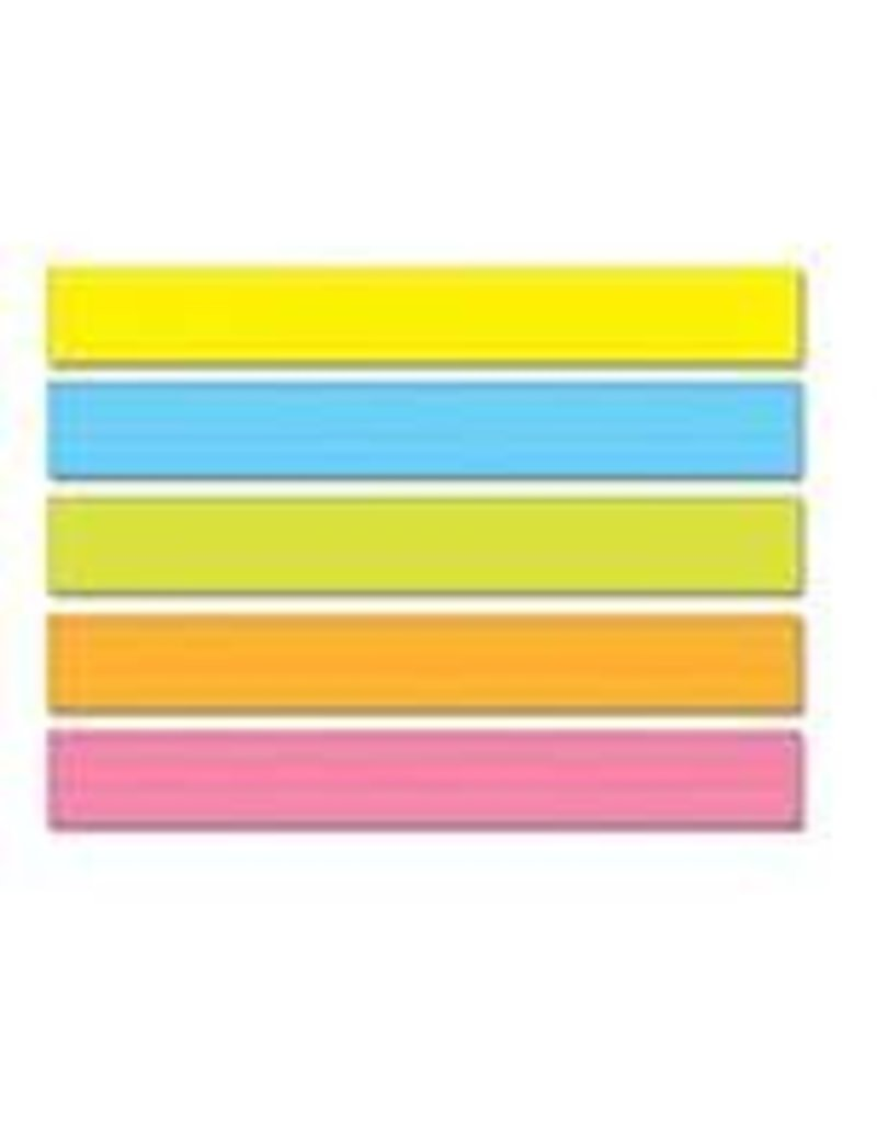 Multicolored Sentence Strips