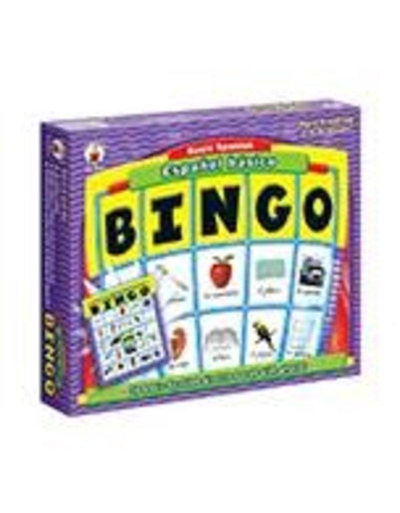Español básico (Basic Spanish) BINGO Game