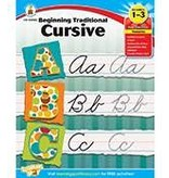 Beginning Traditional Cursive (1–3) Book