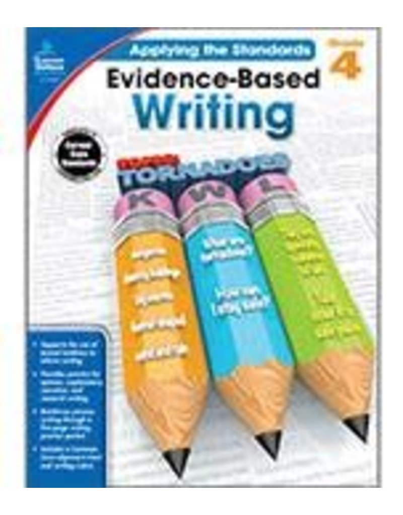 *Applying the Standards: EvidenceBased Writing (4) Book