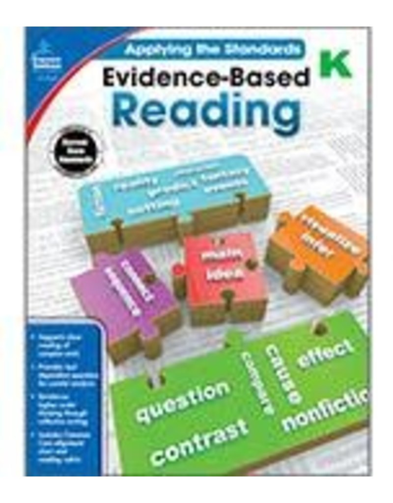 Applying the Standards: EvidenceBased Reading (K) Book