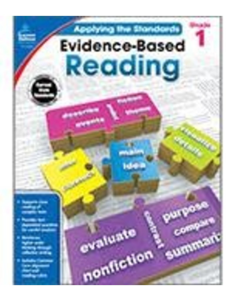 Applying the Standards: EvidenceBased Reading (1) Book