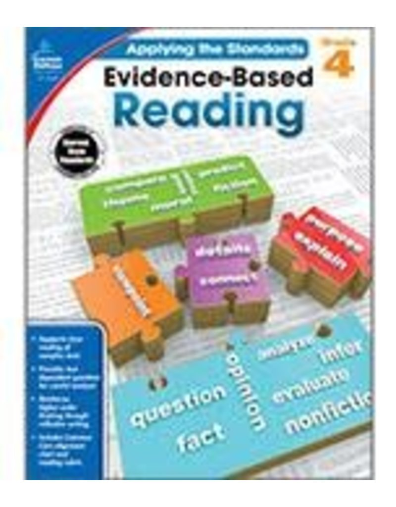 Applying the Standards: EvidenceBased Reading (4) Book