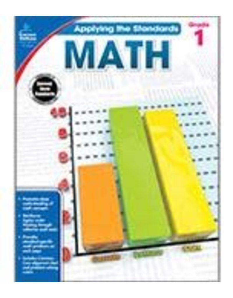 Applying the Standards: Math (1) Book