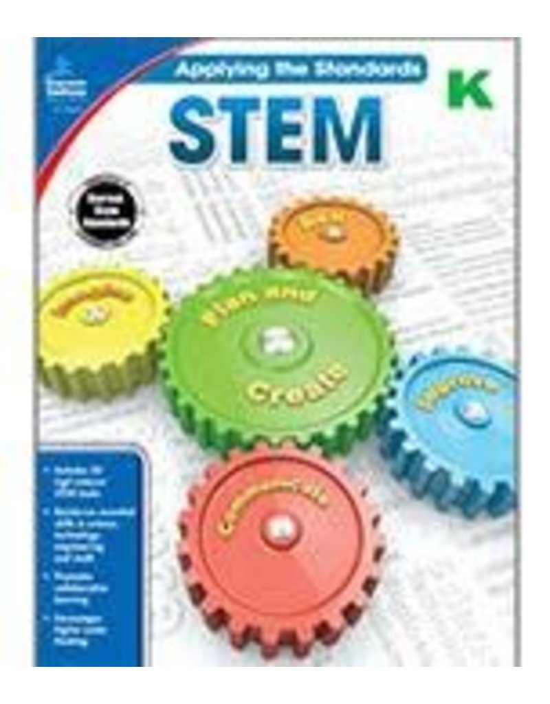 Applying the Standards: STEM (K) Book