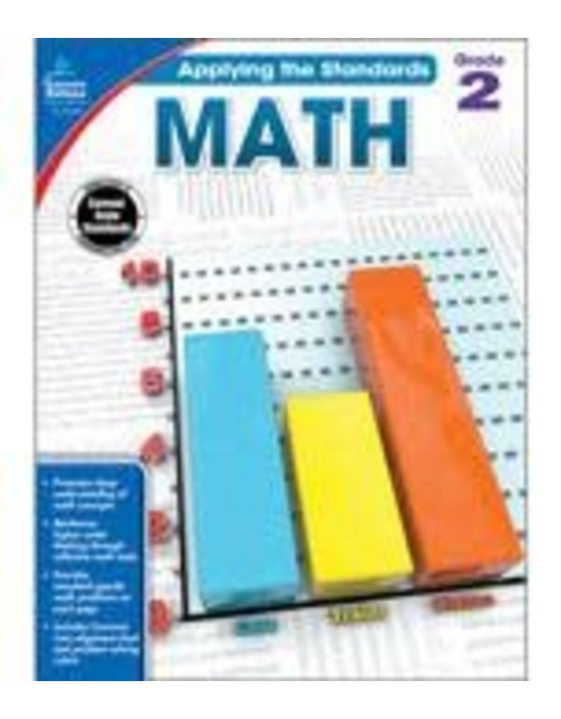 Applying the Standards: Math (2) Book