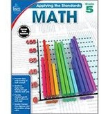 Applying the Standards: Math (5) Book
