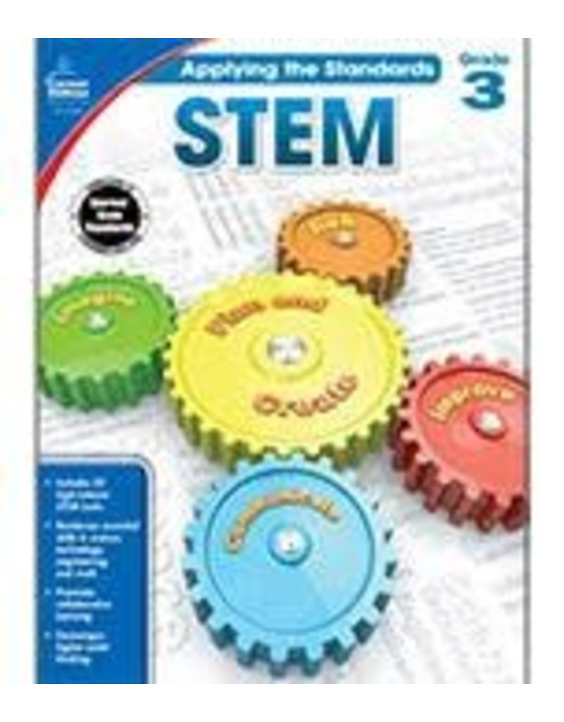 Applying the Standards: STEM (3) Book