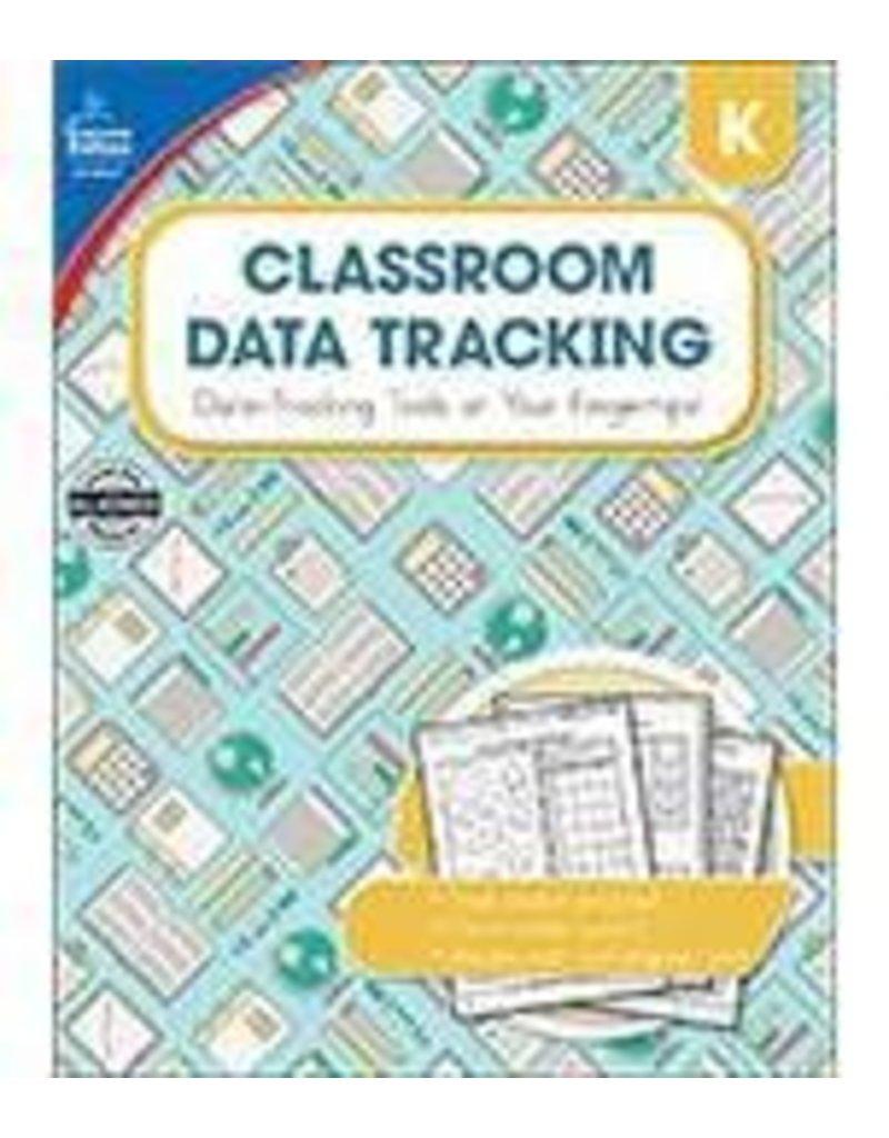 Classroom Data Tracking Kindergarten