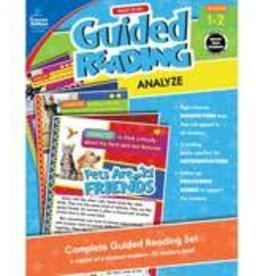 Guided Reading Analyze Gr. 1-2