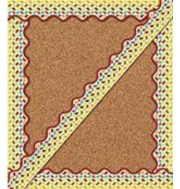 *Hipster Sprouts Scalloped Border