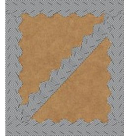 *Maze Scalloped  Borders