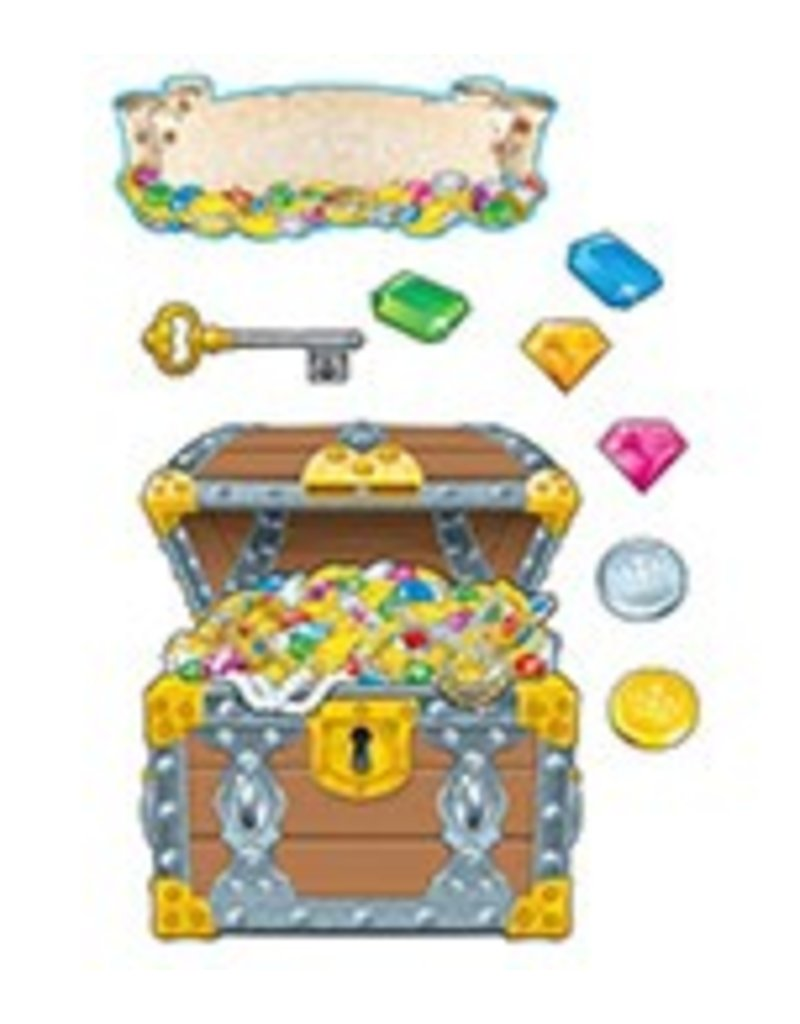 Big Treasure Chest Bulletin Board