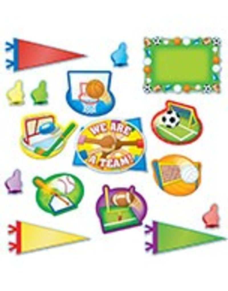 AllStar Sports Bulletin Board Set