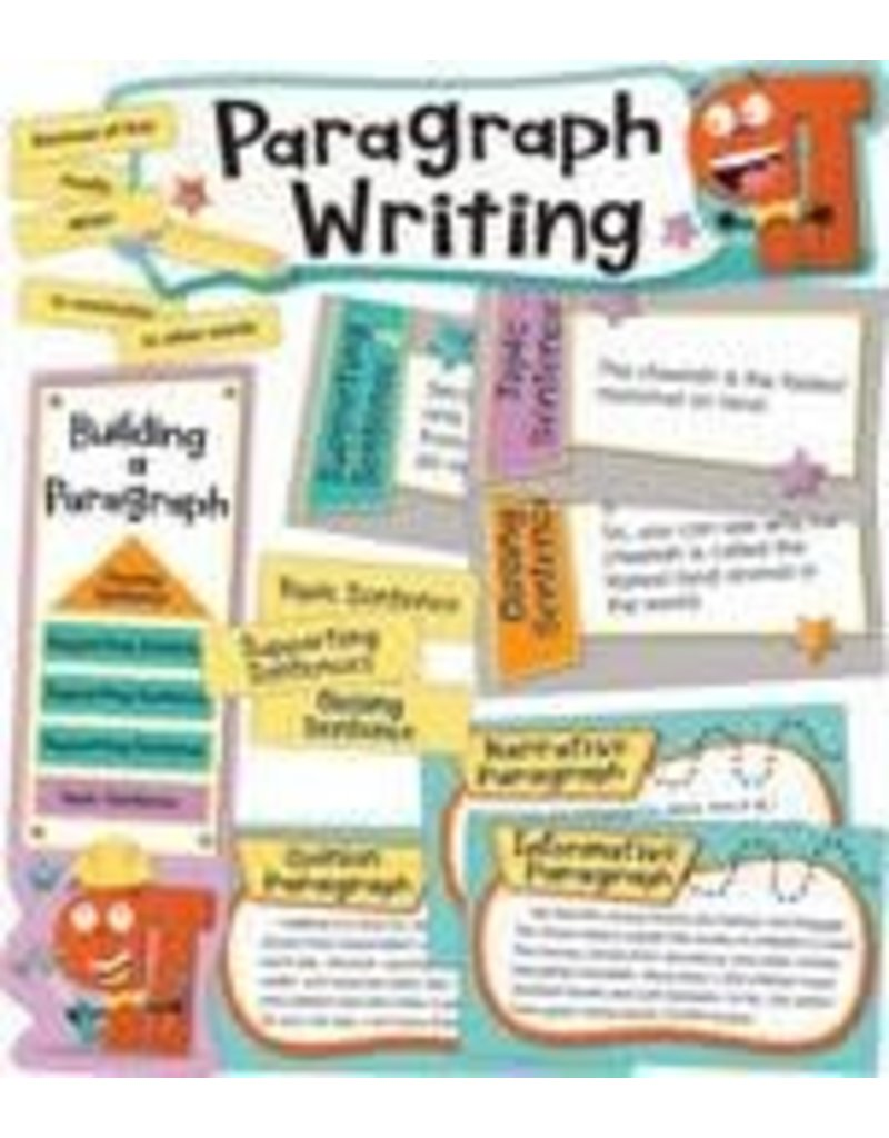 Paragraph Writing Mini Bulletin Board