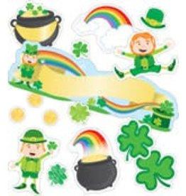 St. Patrick's Day Mini Bulletin Board