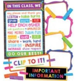 *Clip Chart Classroom Management Bulletin Board