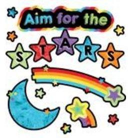 Celebrate Learning Aim for the Stars Mini Bulletin Board