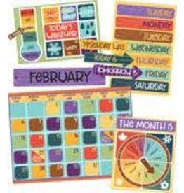 Nature Explorers Calendar Bulletin Board