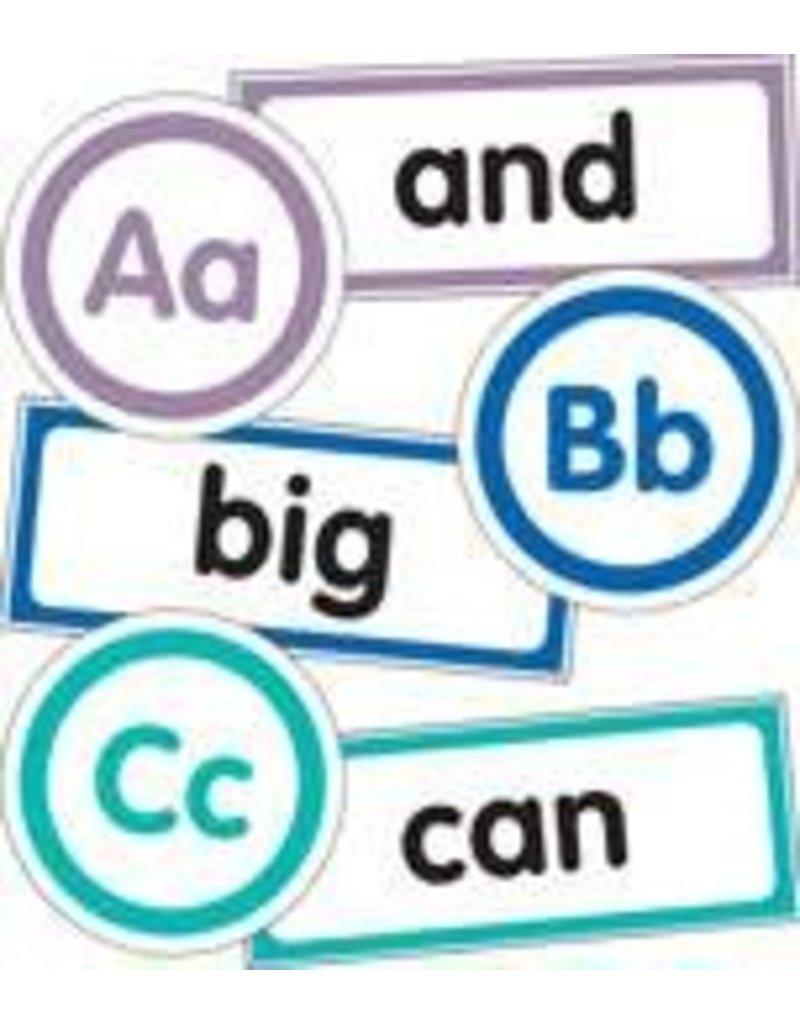 Just Teach Word Wall Bulletin Board