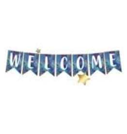 Galaxy Welcome Bulletin Board