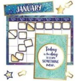 Galaxy Calendar Bulletin Board