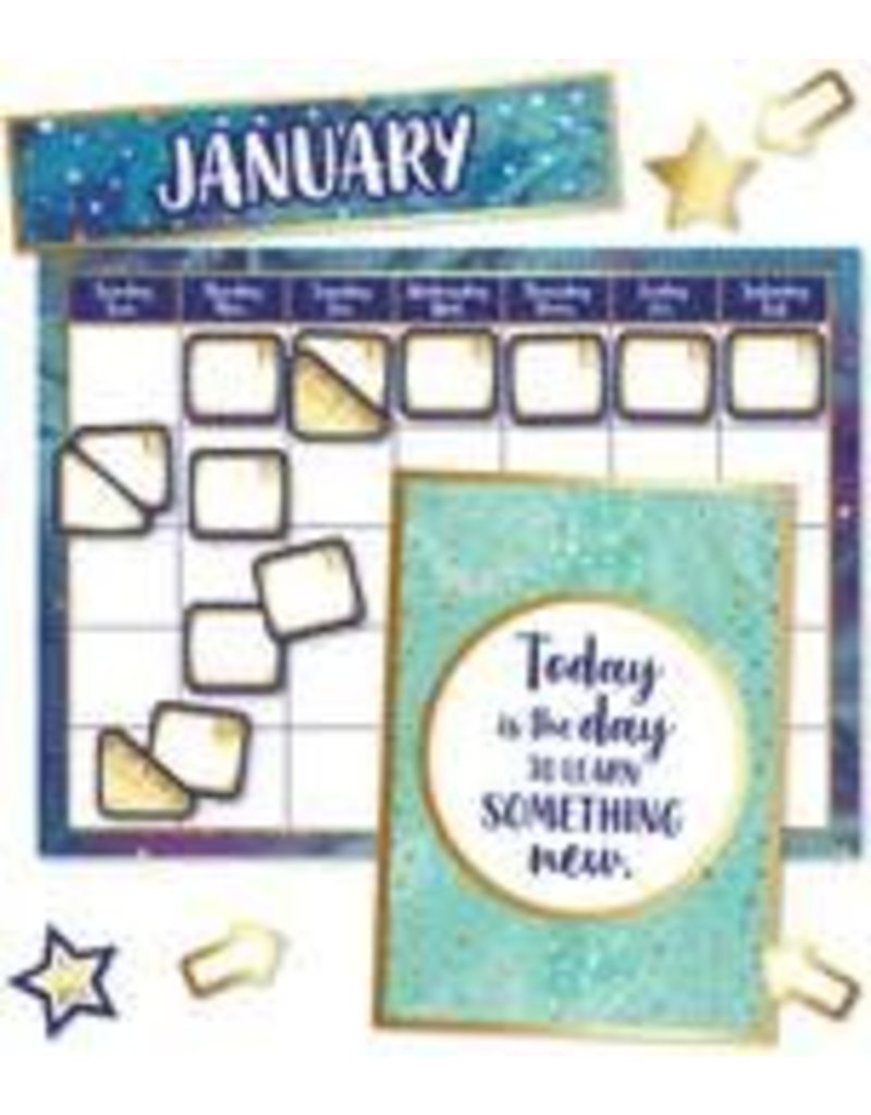 *Galaxy Calendar Bulletin Board