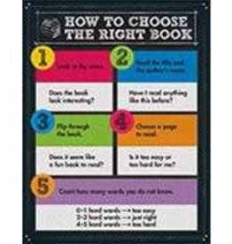 How to Choose the Right Book Chart