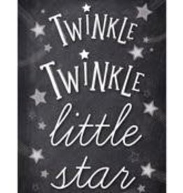 Twinkle Twinkle You're A Star! Twinkle Twinkle Chart