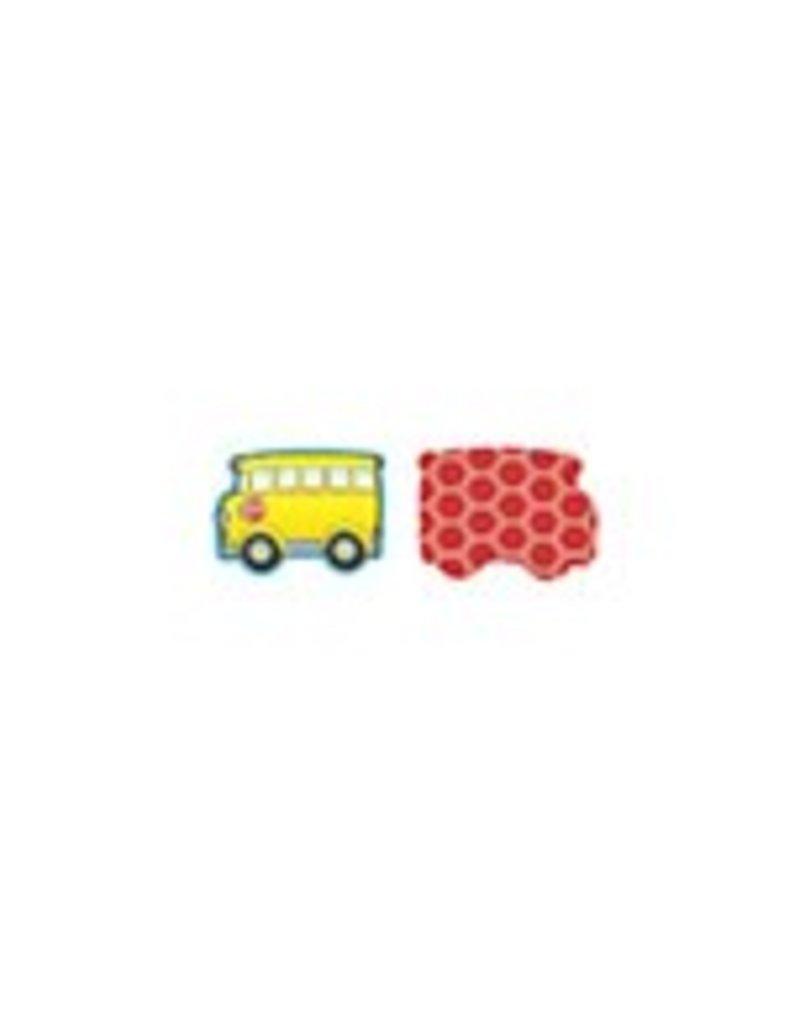 School Buses Mini CutOuts