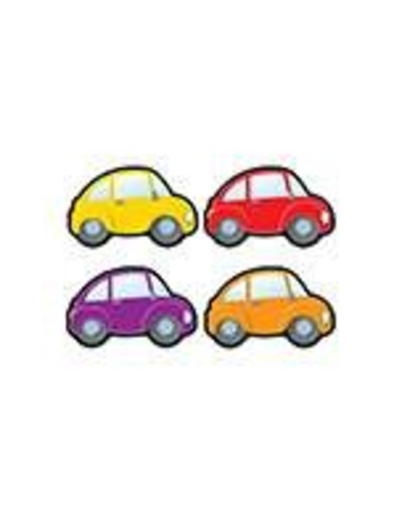 Cars Colorful CutOut®