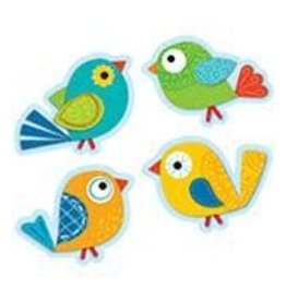 Boho Birds Colorful CutOuts®