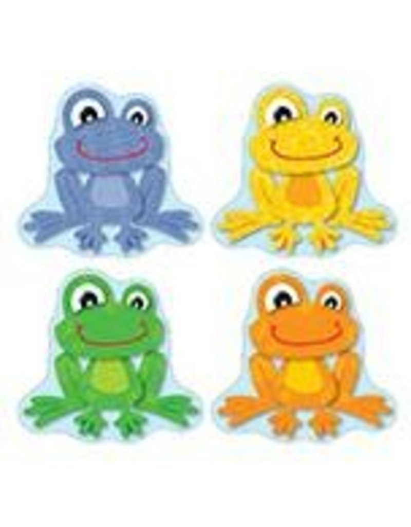 FUNky Frogs Colorful CutOuts®