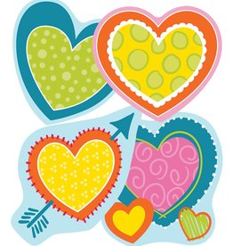 Hearts Cut-outs