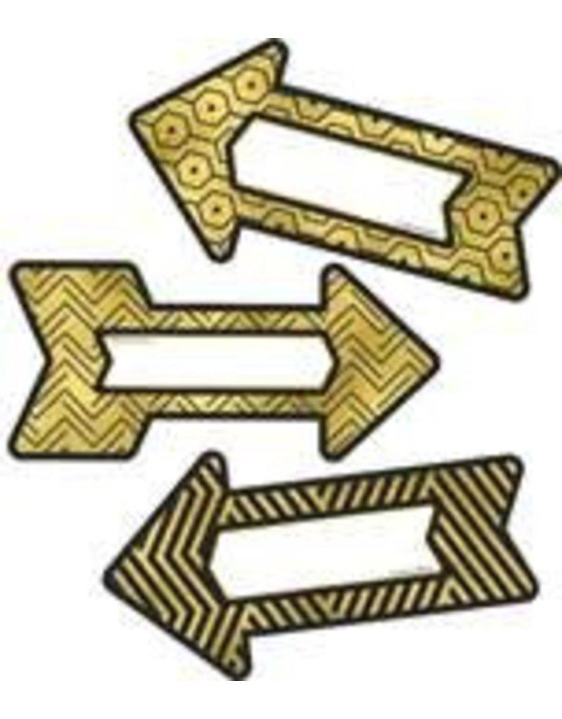 Black & Gold Arrows