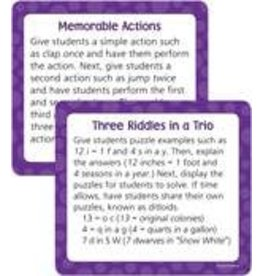 Brain Breaks: Brain Benders Curriculum CutOuts