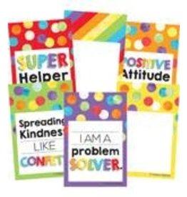 Celebrate Learning Reward Tags Mini Colorful Cut-Outs Assorted