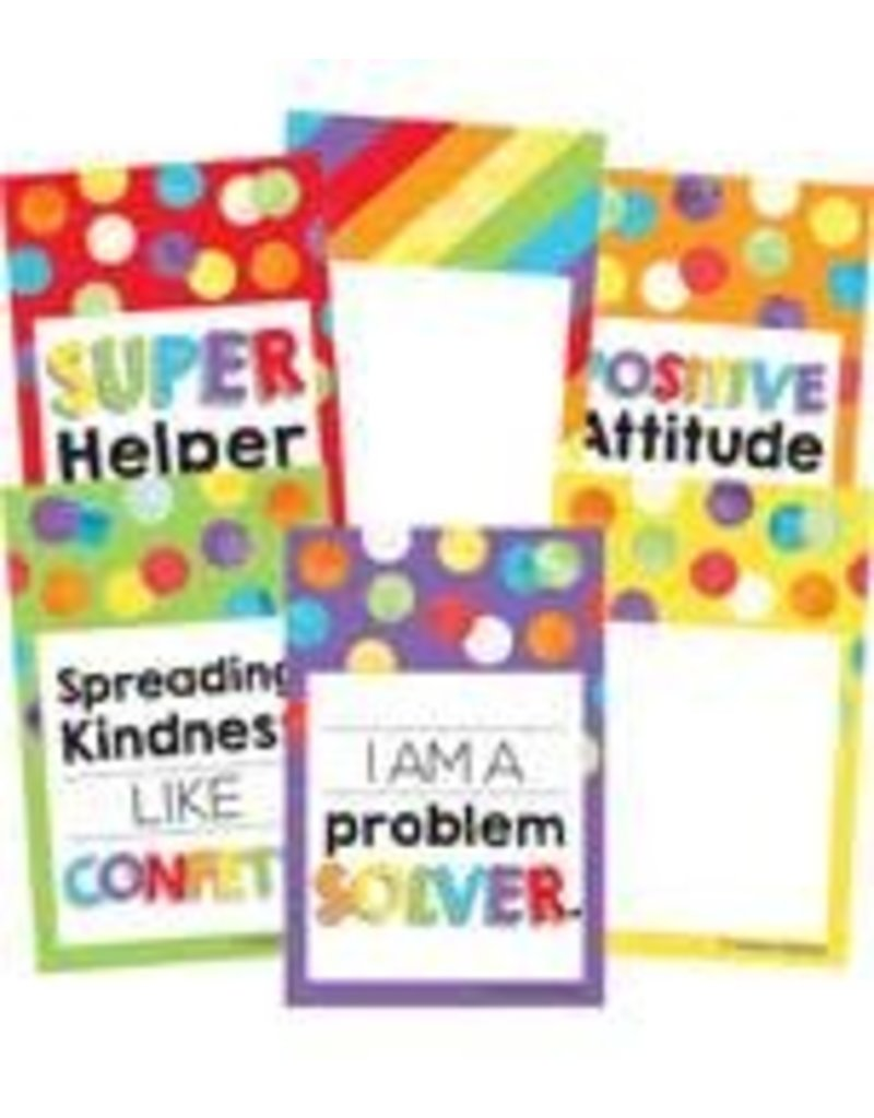 Celebrate Learning Reward Tags Mini Colorful Cut-Outs Assorted