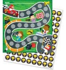 Racing Mini Incentive Charts