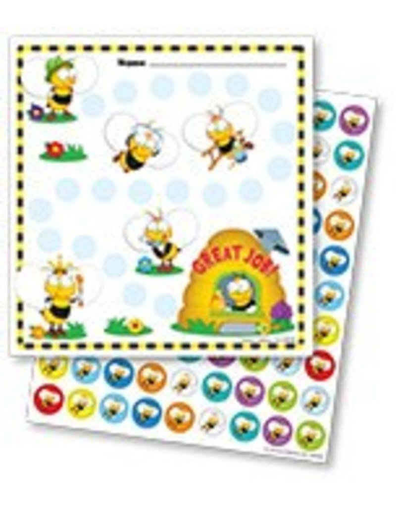 BuzzWorthy Bees Mini Incentive Charts