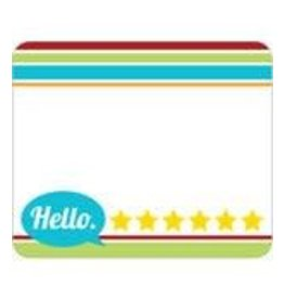 Hipster Name Tags
