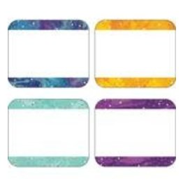 Galaxy Assorted Name Tags