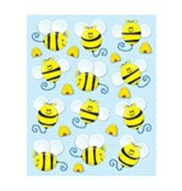 Bees Shape Stickers