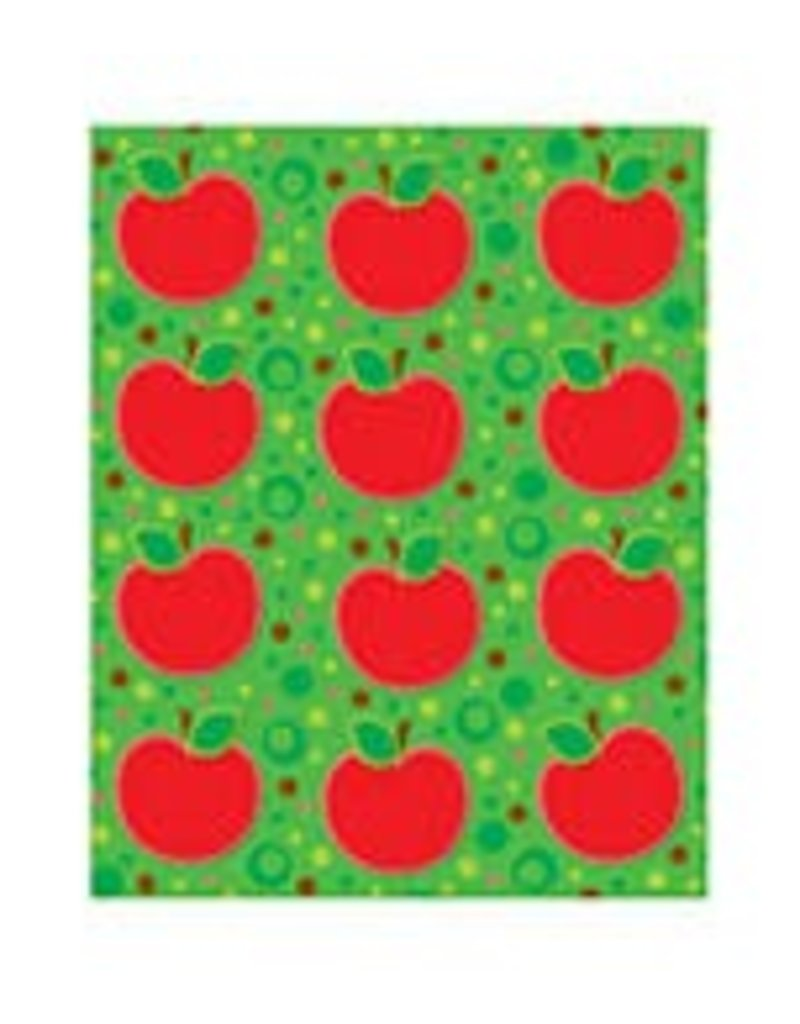Apples Shape Stickers