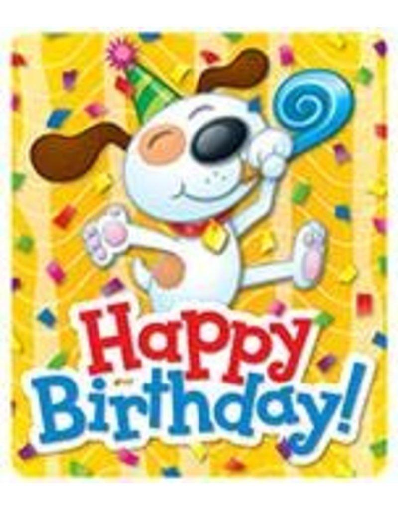 Happy Birthday! Braggin' Badges