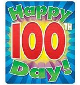 100 Day Stickers