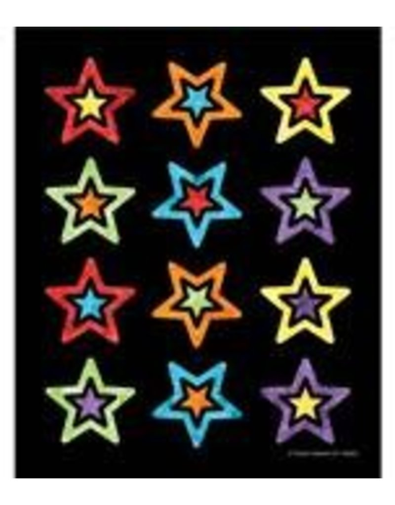 Celebrate Learning Shape Stickers Stars