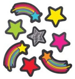 Twinkle Twinkle You're A Star! Stars and Starbursts Shape Stickers