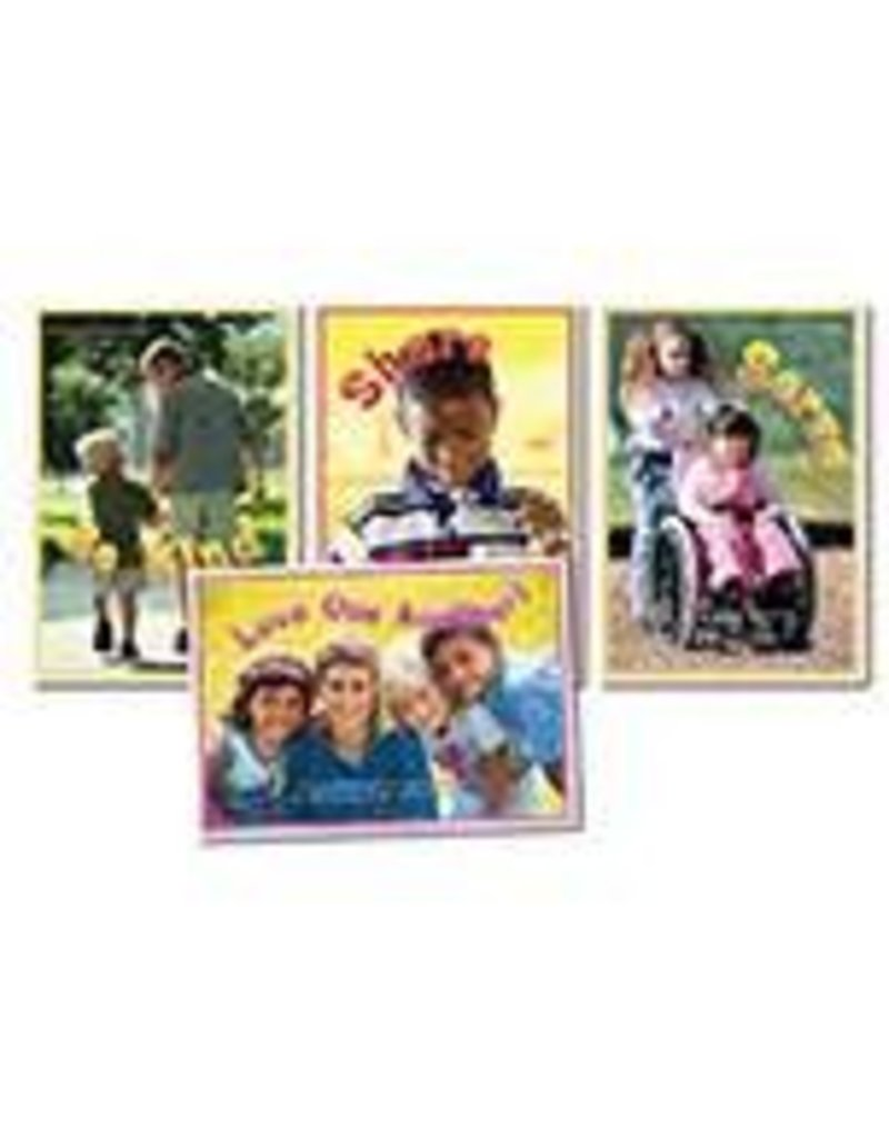 Love One Another! Bulletin Board Set